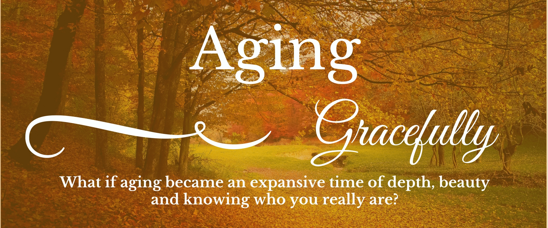 Aging Gracefully with Jane Winter